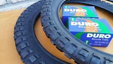 "16 x 2.125 BMX Motocross Tires & Tubes Dirt Bike Style Jump 16""x 2.125"" NEW"