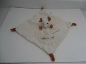 SOPHIE LA GIRAFFE BABY COMFORTER SOFT PLUSH TOY WITH SOOTHER HOLDER