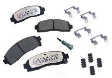 Disc Brake Pad Set-Ceramic Pad Kit with Hardware Front Autopartsource VP913K