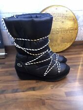 Ladies/Girls Lacoste ski/ Winter Boots Size 4