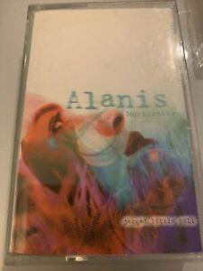 Rare Alanis Morissette Jagged Little Pill Cassette Tape Free Post