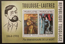 Timbre TOGO Stamp - Yvert et Tellier Bloc n°97 n** (Y5)