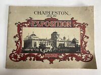 Vintage Charleston And The Exposition Book Photographs South Carolina Pictures a
