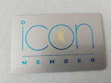 MADONNA ICON original OFFICIAL FAN CLUB Membership card