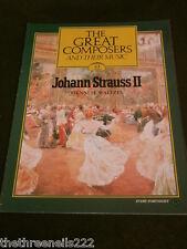 GREAT COMPOSERS #41 - JOHANN STRAUSS II - VIENNESE WALTZES