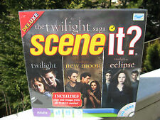 Scene It? The Twilight Saga DVD Game New & Sealed In The Box!
