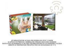kit nebulizador agua al aire libre afa parada 7,5 m