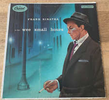 "Frank Sinatra, ""In the Wee Small Hours"" (W 581) VG/G RARE Original Mono Pressing"