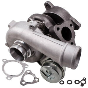 Turbocharger for Seat Leon Cupra 1.8L P BAM 2002- water + Oil Cooled Turboloader