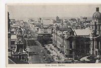 South Africa, West Street, Durban Postcard, B242