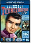 Best of Thunderbirds DVD - Gerry Anderson are Go TB2 TB1 TB3 TB4 TB5