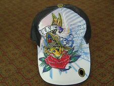 VEGAS ROYALTY TRUCKET HAT STONES BLING