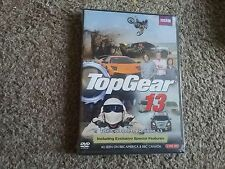 top gear 13 the complete season 13 new and sealed dvd  freepost region 1