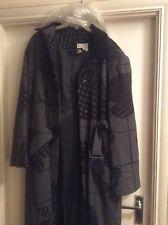 Betty Jackson *original Early 1980's* Grey Wool Coat!