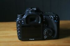 Canon EOS 7D Body Only (Use for parts only not working)