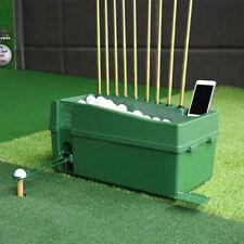 Golf Ball Dispenser Powerless Electricity-Less Automatic Pitching Machine Usa