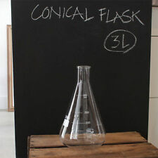 Erlenmeyer Conical Flask, 3000ml