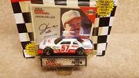 New 1995 Racing Champions 1:64 NASCAR Jason Keller Budget Gourmet Chevy Lumina