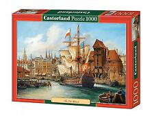 PUZZLE THE OLD GDANSK 1000 PIECES CASTORLAND 102914 NEUF