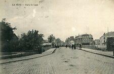 Carte LA FERE Porte de Laon