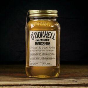 O'Donnell Moonshine Macadamia 20% vol. 700 ml