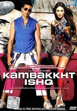 Kambakkht Ishq (Hindi DVD) (2009) (English Subtitles) (Brand New Original DVD)