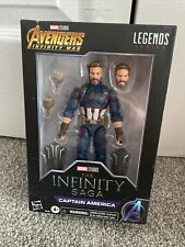 Hasbro Marvel Legends: The Infinity Saga Captain America Action Figure
