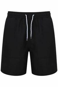 Men's Mesh Lined Elasticated Waist Board Shorts FR602