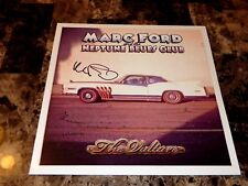 Marc Ford Signed Record The Vulture Black Crowes Burning Tree Magpie Salute COA