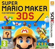 Super Mario Maker Nintendo 2DS & 3DS * NEW SEALED PAL *