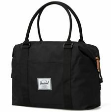 Herschel Strand Mens & Womens Shoulder Tote Bag - 28.5 Liter - Black