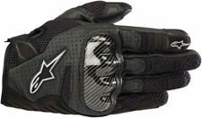 Alpinestars Women's Stella SMX-1 Air V2 Riding Gloves (Black) XS (X-Small)