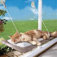 Sunny Seat Window-Mounted Cat Bed Basking Perch High Hammock 50 lbs