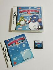 Bubble Bobble Revolution Nintendo DS DSI 2DS 3DS Game - Complete with Manual PAL
