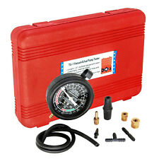 HFS (R) Carburetor Carb Valve Fuel Pump Pressure & Vacuum Tester Gauge Test Kit