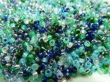 11/0 Alakazam Mix Miyuki Round Glass Seed Bead Mix 10 grams