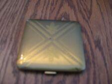 """Dorset Fifth Avenue Compact-Gold tone metal-3 1/9"""" x 3 1/8"""""""