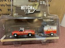 Greenlight Hitch & Tow 1986 Chevrolet M1008 & hazmat trailer FDNY