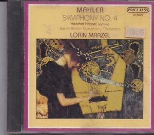 Lorin Maazel-Mahler cd album