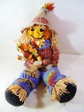 Autumn's Bounty Fiberoptic Scarecrow