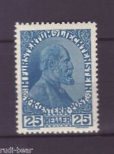 Liechtenstein Nr.     9  *  Thronbesteigung von Fürst Johann II