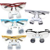 Best Dentist Dental Surgical Medical Binocular Loupes 3.5X 320mm Optical Glasses