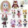 NEW Animal Crossing  Tom Nook CelesteChrissy Bunnie Flora Tasha Plush Toy Dolls