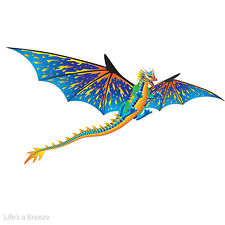 Fire Dragon 6Ft 3D Windsock Kite. Original Designed Product.With Free line Rig