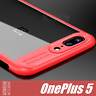 Noziroh Frame Design Per OnePlus 5 Originale Cover Case Bumper Cornice Antiurto