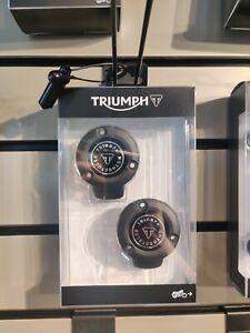 Genuine Triumph  A9610249 - Dark TPS Cover