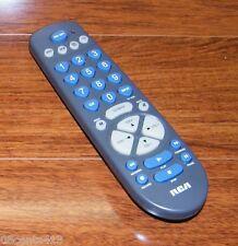Genuine RCA (RCR450) Universal DVD/VCR/TV/SAT Remote Control w/ Battery Cover