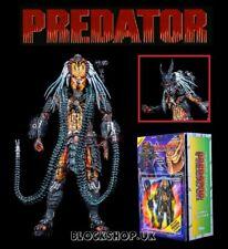 "NECA 8"" PREDATOR CLAN LEADER - Deluxe Edition  - ALIENS AVP Action Figure"