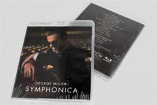 GEORGE MICHAEL | Symphonica | SEALED 2014 HIGH FIDELITY Blu-ray PURE Audio Disc