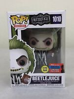 Funko Pop! Movies Beetlejuice #1010 - Exclusive From 2020 Fall Convention - NYCC
